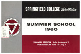 Summer School Catalog, 1960