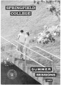 Summer School Catalog, 1962