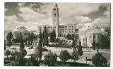 Jerusalem YMCA postcard