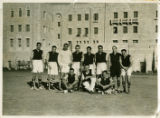 Field Hockey Team at the Jerusalem YMCA