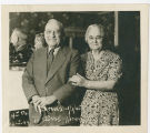 William H. Ball and Mrs. Ball portrait, 1945