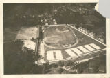 Aerial view of Pratt Field (1921)