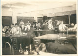 Classroom of the International YMCA Training School, 1900-1911?