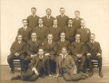 Unidentified group of young men