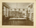 Dormitory Building Reading Room, 1896