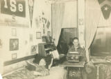 Springfield College Dorm Room, c. 1900