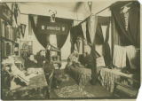 Dormitory Room and Class of 1909 Members
