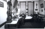 Bohumil Pest and August Metzdorf Dormitory Room, c. 1905