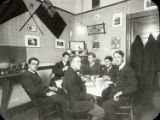 Dormitory Room Luncheon, c. 1911