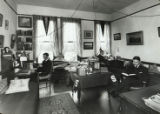 Springfield College Student's Room, c. 1916