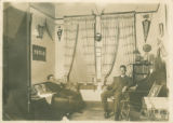Students in Dormitory Room, c. 1912