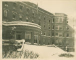 MacLean Terrace Winter Scene, 1930