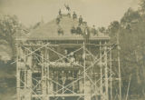 Gladden Boathouse Construction, 1901