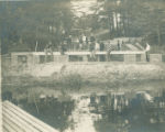 Laying the Gladden Boathouse Foundation, 1901