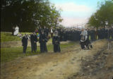 Marsh Memorial Groundbreaking, 1912