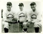 Bob Cobb, Vick Mancini, and Ted Dunn