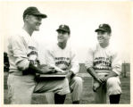 Ted Dunn, Vick Mancini, and Bob Cobb