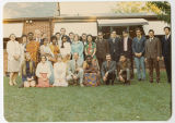 International Center students and staff (1971)