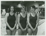 Tri-Captains: Noreen Szibdat, Bonnie Morse, and Helen Lawler