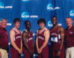 Springfield College  2nd place at NCAA in 4 x 100 relay