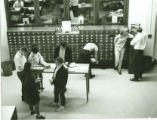 Marsh Memorial Library Card Catalog