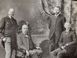 First Four Presidents: Laurence L. Doggett, David Allen Reed, Charles Henry Barrows, and Henry S....