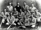 Springfield College Baseball Team, 1891