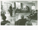 Norman Keith Speaking at International Hall Dedication, October 1964