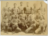 Springfield College Football Team, 1891