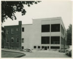Woods Hall Remodeling, 1961