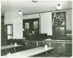 Second Floor Dining Room, Woods Hall, 1943