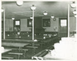 Woods Hall Dining Room, Second Floor, 1943