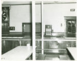 Second Floor Dining Room Serving Counter, Woods Hall, 1943