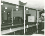 Woods Hall Serving Area, Second Floor Dining Hall 1943