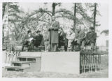 Beveridge Center Cornerstone Laying Ceremony, May 24, 1958