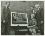 Presentation of Architect's Sketch, September 1969