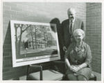 Mr. and Mrs. Paul T. Babson, Presentation of Architect's Sketch, September 1969