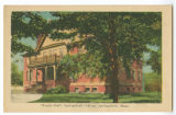 Woods Hall Postcard