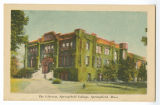 Postcard of Marsh Memorial Building