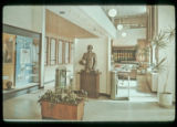 Basketball Hall of Fame Hillyard Hall Lobby, 1974