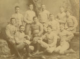 Springfield College Football Team, 1890