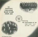 The Springfield College Glee Club (1960)