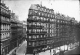 Hotel Florida in Paris, France (c. 1917)