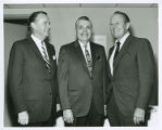 Art Linkletter, Wilbert Locklin, and Charles Schaaf, 1967