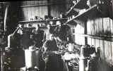 The Kitchen of a Y.M.C.A. in Charleroi, Belgium (1918)