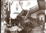 Grand Oak Staircase (c. 1917-1919)