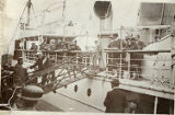 Boy Scouts on Ship (c. 1911)
