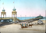 The Pier at Scheveningen (c. 1911)
