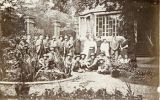 Boy Scouts in a Garden (c. 1911)