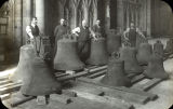 Tuning Bells at York Minster (c. 1914)